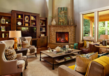 19 Gorgeous Living Room Design Ideas in Eclectic Style - Living room, eclectic style, design ideas