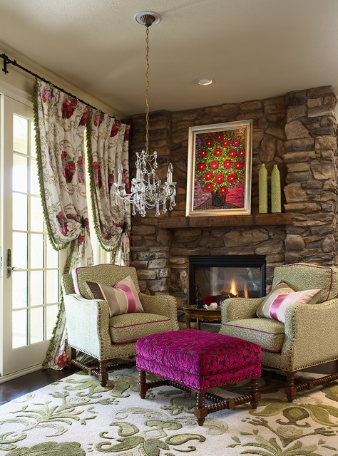 Gorgeous Living Room Design Ideas in Eclectic Style 7