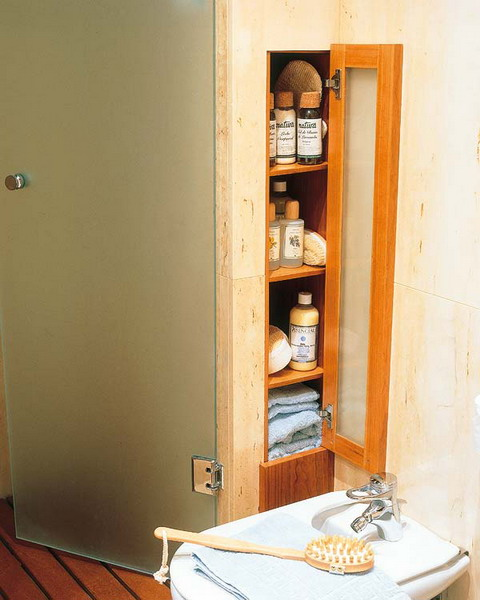 Great Storage and Organization Ideas for Small Bathrooms (1)