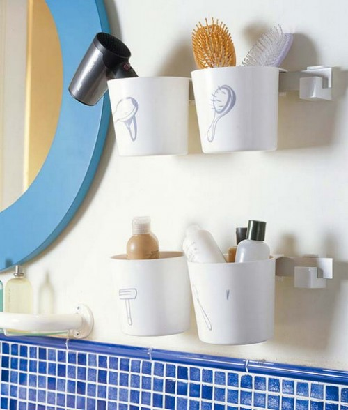 Great Storage and Organization Ideas for Small Bathrooms (4)