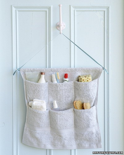 Great Storage and Organization Ideas for Small Bathrooms (7)