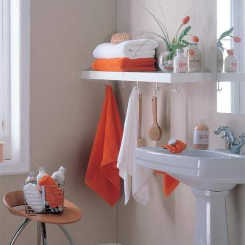 Great Storage and Organization Ideas for Small Bathrooms (9)