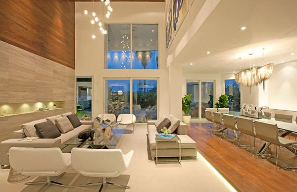 29 Modern Living Room Design Ideas