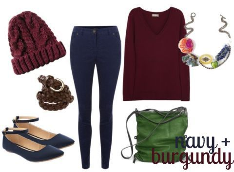 Perfect Fall Look 23 Outfit Ideas in Burgundy Color (1)
