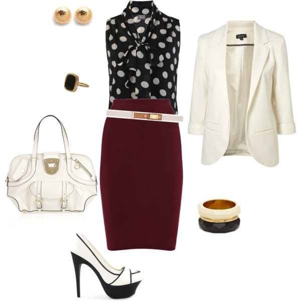 Perfect Fall Look 23 Outfit Ideas in Burgundy Color (21)