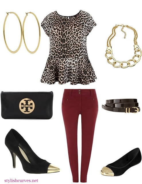 Perfect Fall Look 23 Outfit Ideas in Burgundy Color (9)