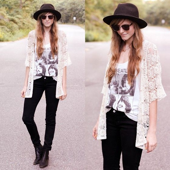 Rock Style Fashion 27 Outfit ideas and Stylish Combinations (19)