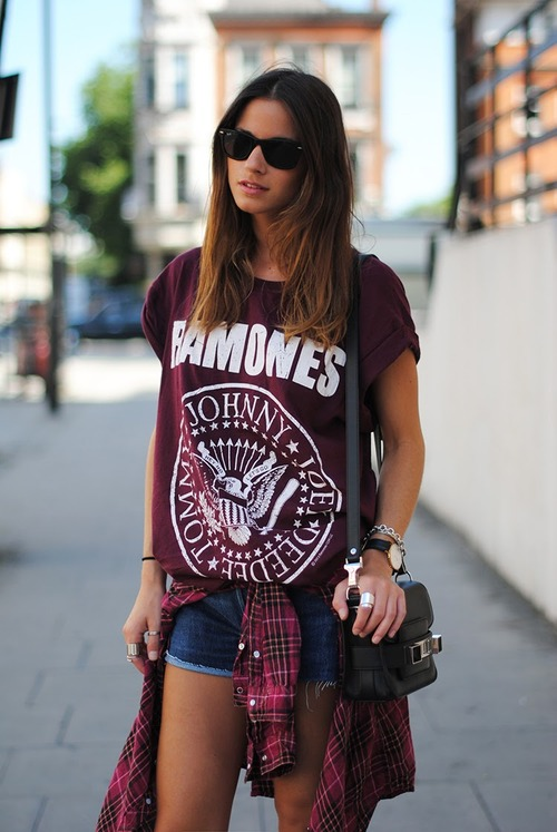 Rock Style Fashion 27 Outfit ideas and Stylish Combinations (4)