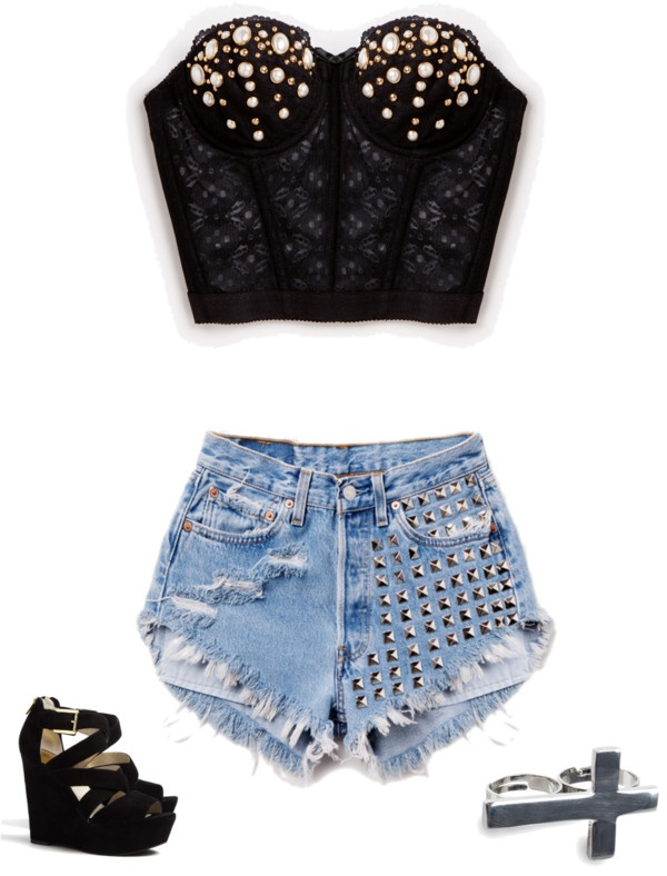 Rock Style Fashion 27 Outfit ideas and Stylish Combinations (9)