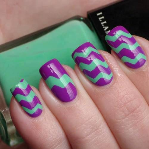 The hottest nail polish trends for fall  (1)