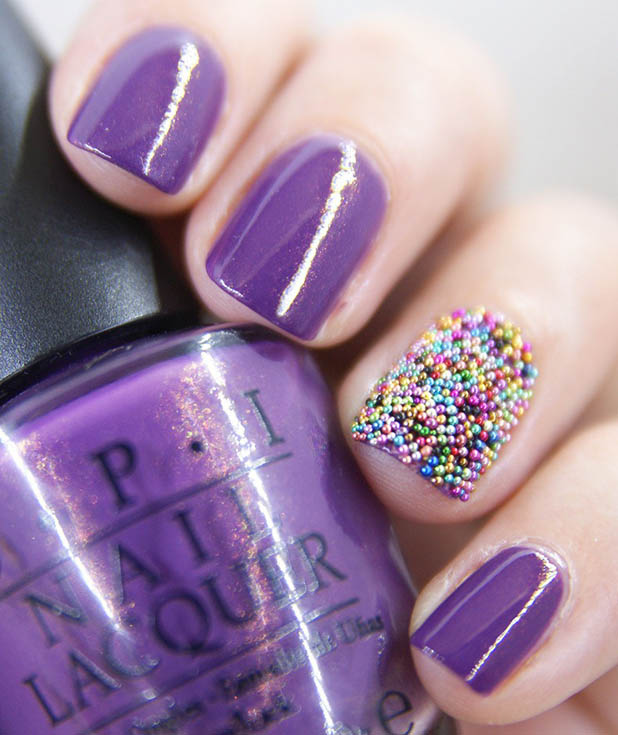 The hottest nail polish trends for fall  (6)