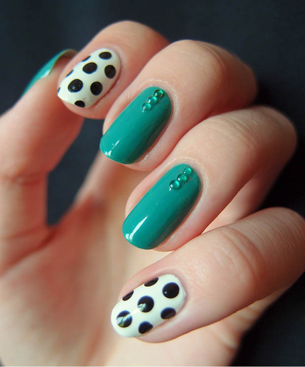 The hottest nail polish trends for fall  (8)