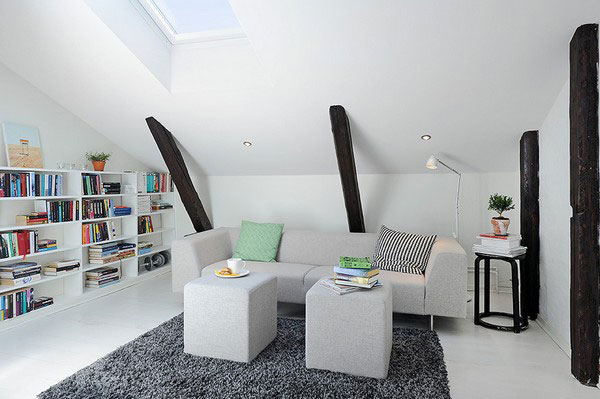 25 Great Attic Room Design Ideas
