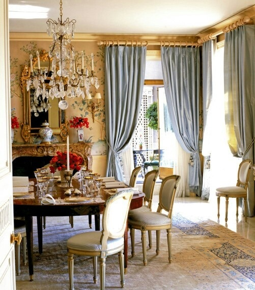 Dining Room Color Ideas: 27 Great Dining Room Design Ideas In Bright And Pastel