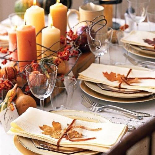 25 Beautiful Fall Wedding Table Decoration Ideas - weddings, ideas, Fall, Dressing tables