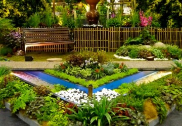 23 Amazing Flower Garden Ideas  - garden, Flower