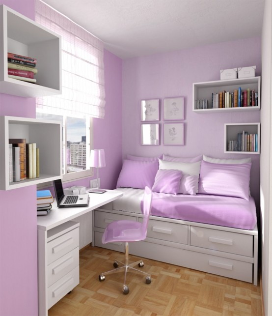 25 Cool Teen Rooms Design Ideas