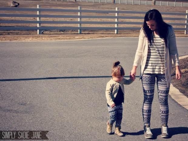 19 Adorable Mothers and Daughters Matching Outfit Ideas