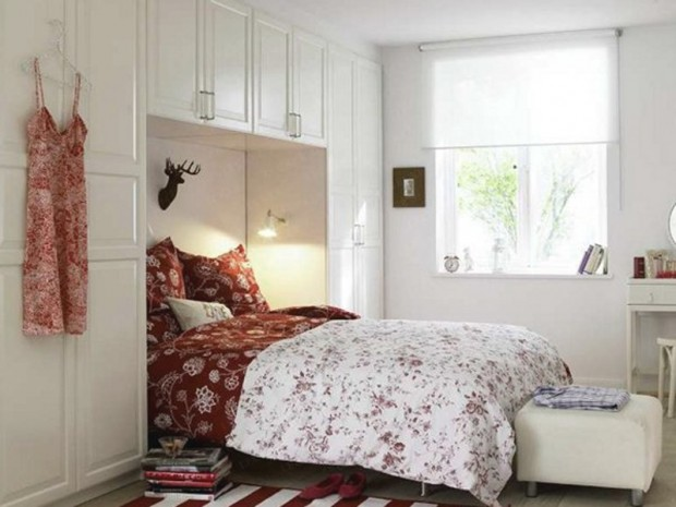 29 Great Small Bedroom Design Ideas - Style Motivation