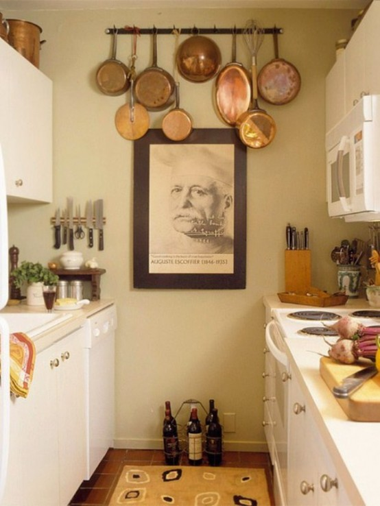 27 brilliant small kitchen design ideas style motivation - Kitchen designs for small kitchens ...