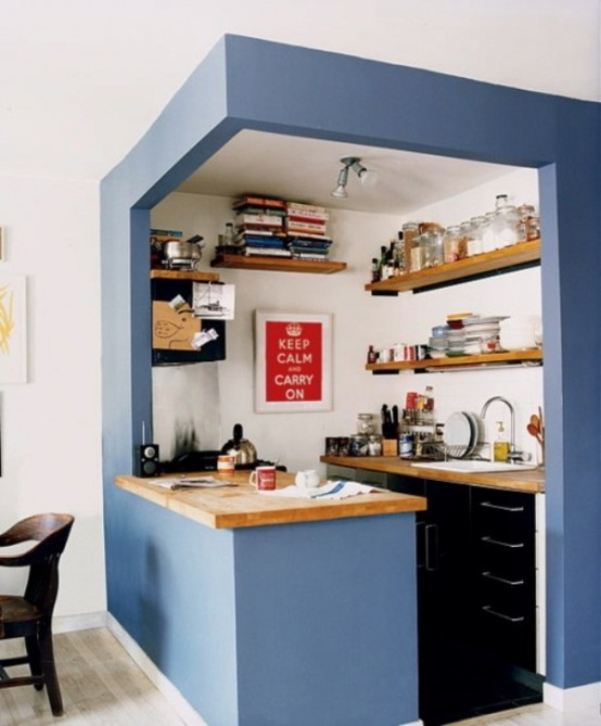 27 brilliant small kitchen design ideas
