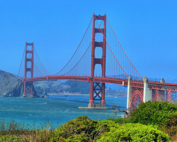 23 Amazing Photography of The Golden Gate Bridge, San Francisco