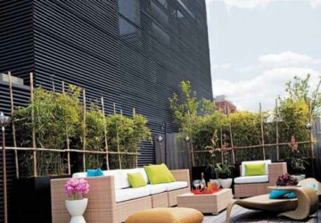 25 Modern Terrace Design Ideas - terraces, design ideas
