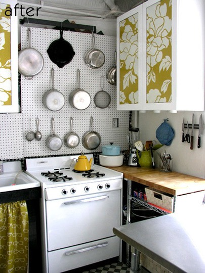 27 brilliant small kitchen design ideas - Small Kitchen Design Ideas