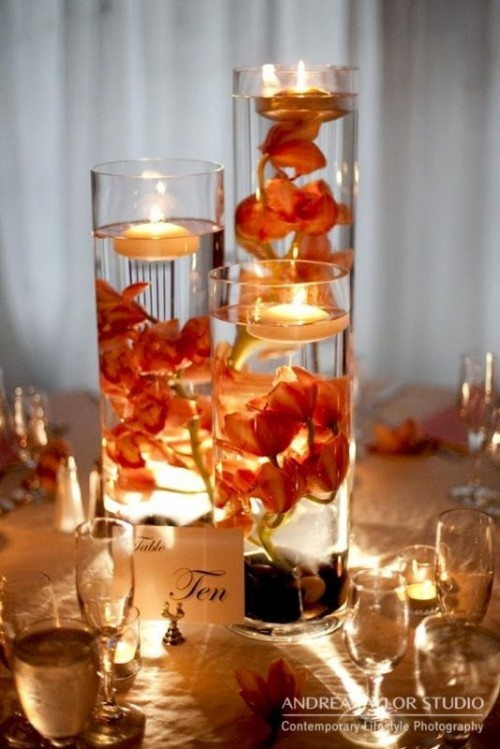 25 Beautiful Fall Wedding Table Decoration Ideas Style
