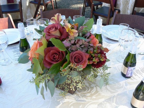 Ideas For Fall Wedding Centerpieces: 25 Beautiful Fall Wedding Table Decoration Ideas