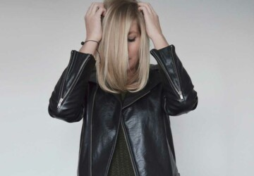 19 Cool Outfit Ideas with Leather Jackets - outfits, Outfit ideas, leather jacket