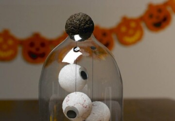 13 Spooky & Fun DIY Halloween Ideas - home decor, halloween, diy, crafts, costume