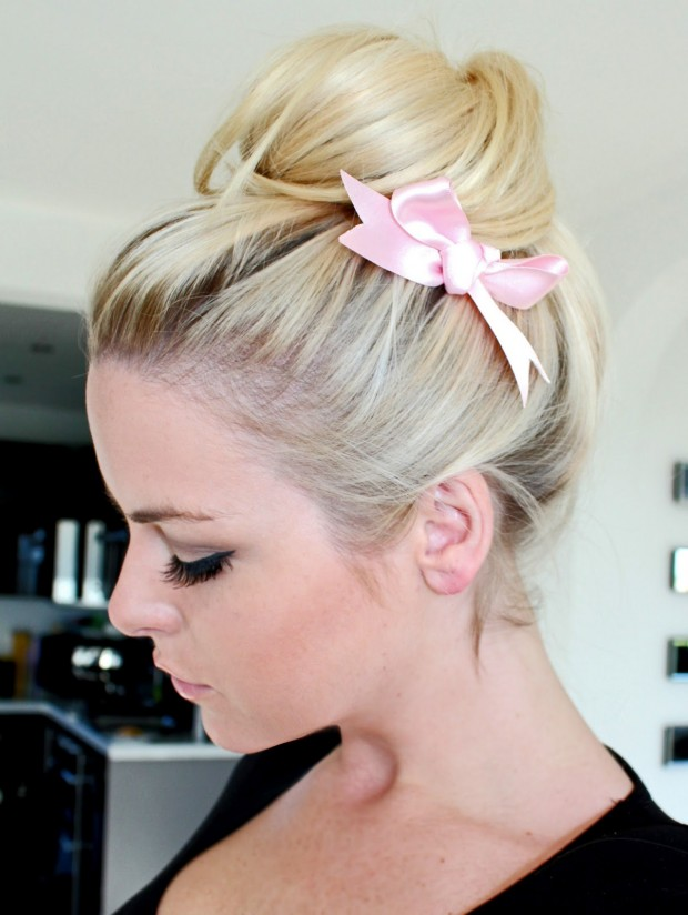 14 Gorgeous Hairstyle Ideas with Tutorials by Beauty Blogger Imogen (3)