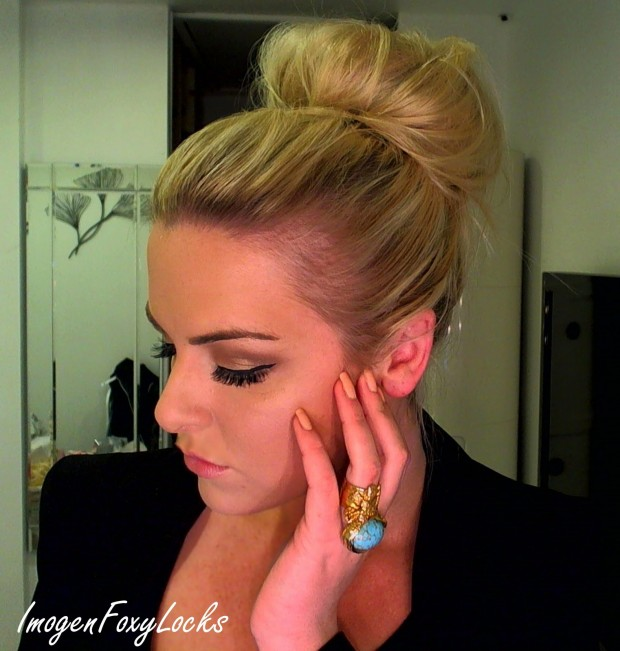 14 Gorgeous Hairstyle Ideas with Tutorials by Beauty Blogger Imogen (8)
