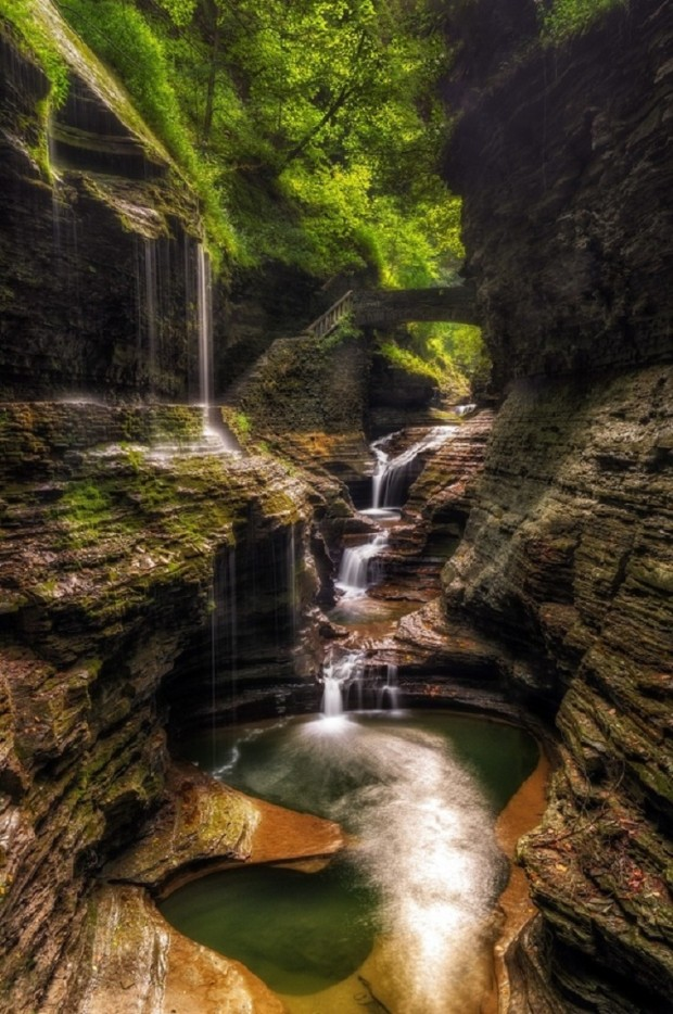 14 Beautiful Waterfalls in United States that Will Take Your Breath Away