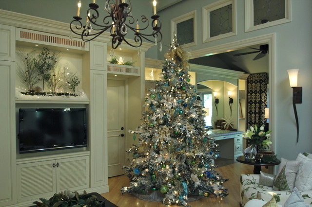 16 Amazing Christmas Tree Decorating Ideas - Style Motivation - photo#30
