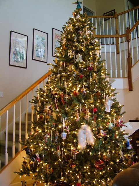 16 Amazing Christmas Tree Decorating Ideas - Style Motivation - photo#9
