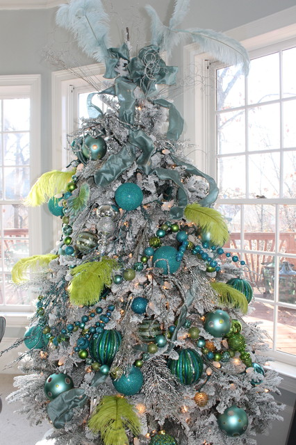 16 amazing christmas tree decorating ideas style motivation for Amazing christmas decorations