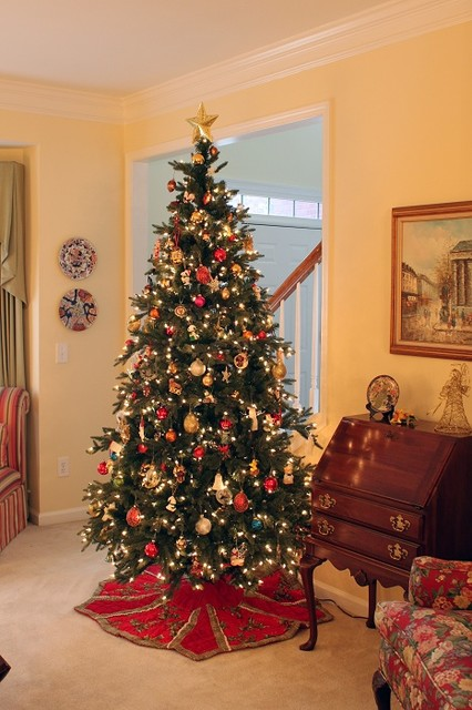16 Amazing Christmas Tree Decorating Ideas - Style Motivation - photo#8