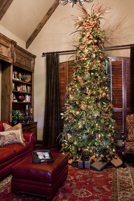 16 Amazing Christmas Tree Decorating Ideas - Style Motivation - photo#17