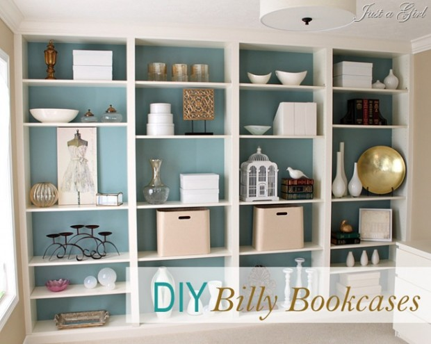 16 Great DIY Projects That Will Help You to Organize Your Home