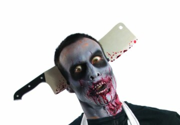 16 Really Cool Halloween Costumes for Men - zombie, spooky, scary, morphsuit, monster, mask, horror, halloween costume, halloween, costume