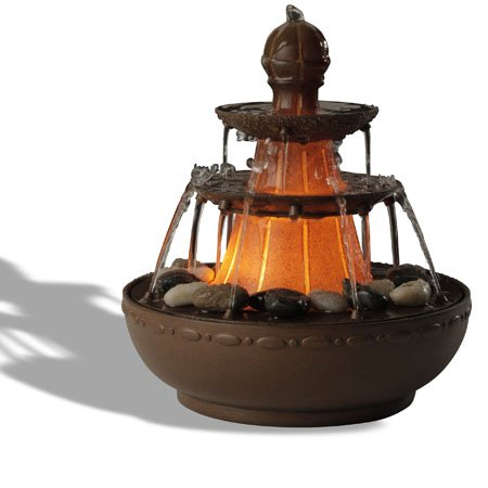 16 Really Cool Indoor Water Fountain Decorations (15)