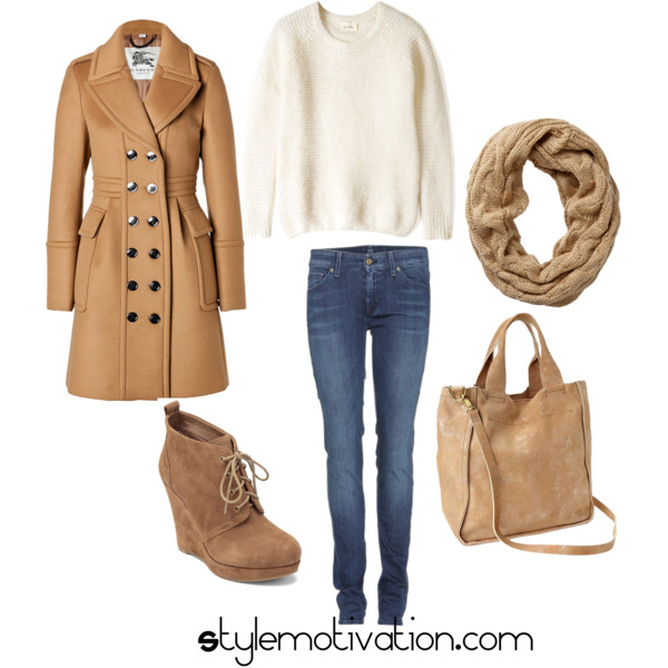 17 Cozy and Casual Combinations for Winter (1)