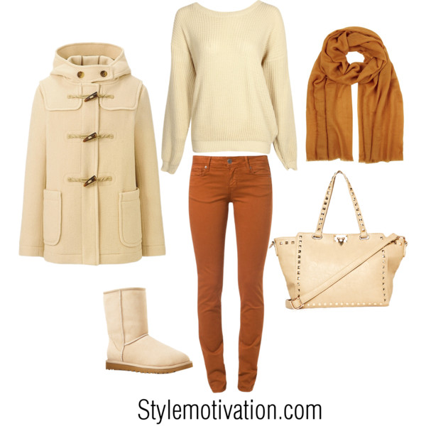 17 Cozy and Casual Combinations for Winter (2)