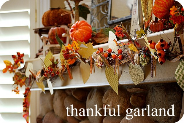 17 Creative and Easy DIY Home Decor Crafts for the Thanksgiving Holiday