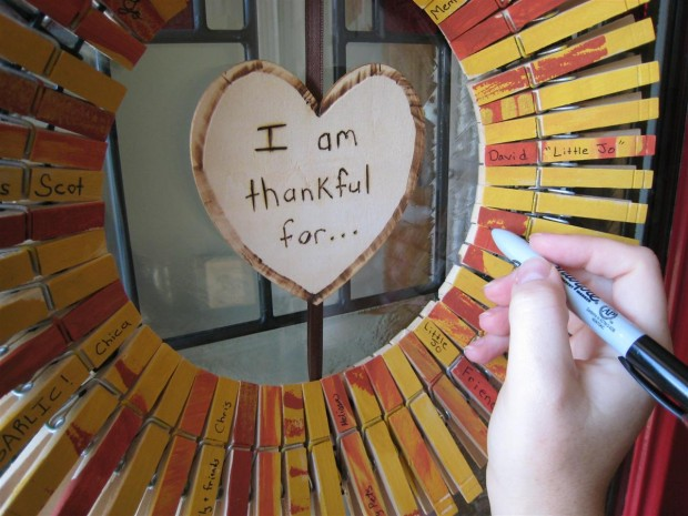 17 Creative and Easy DIY Home Decor Crafts for the Thanksgiving Holiday (5)