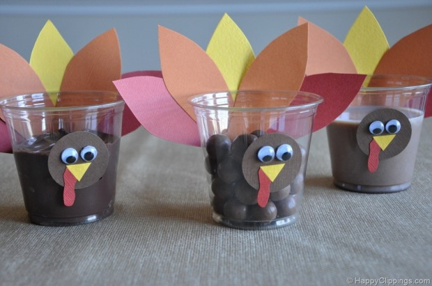 17 Creative and Easy DIY Home Decor Crafts for the Thanksgiving Holiday (7)