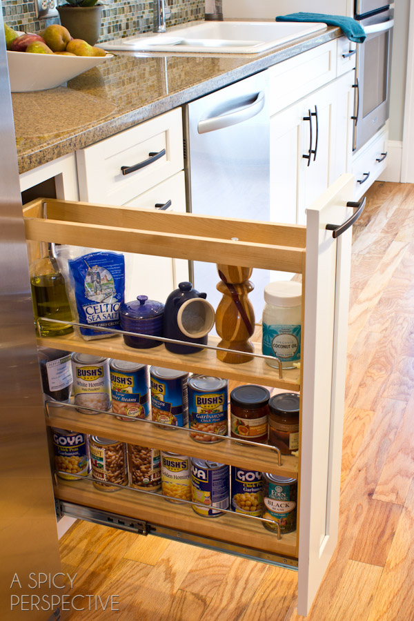 kitchen storage idea 18 amazing diy storage ideas for kitchen 3152