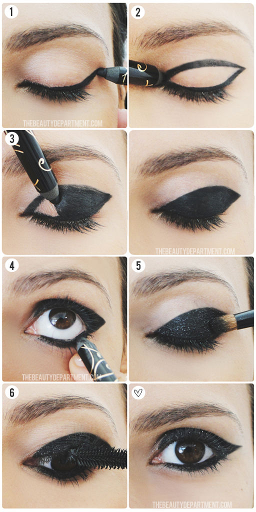 18 Gorgeous Party and Night Out Makeup Ideas and Tutorials (16)